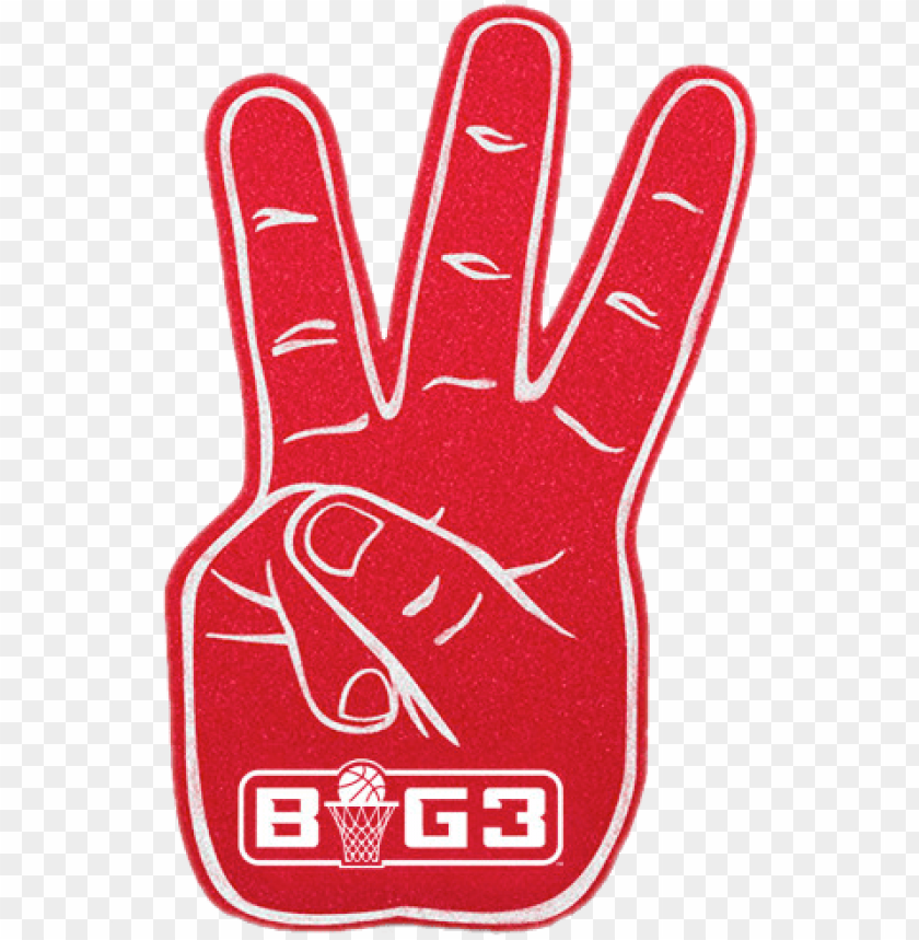 free PNG pepco poms 17 three fingers foam hand PNG image with transparent background PNG images transparent