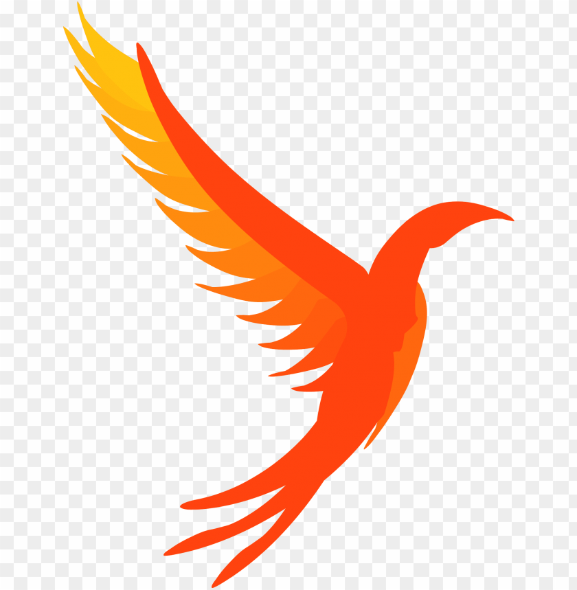 Phoenix Bird Logo Png Image With Transparent Background Toppng