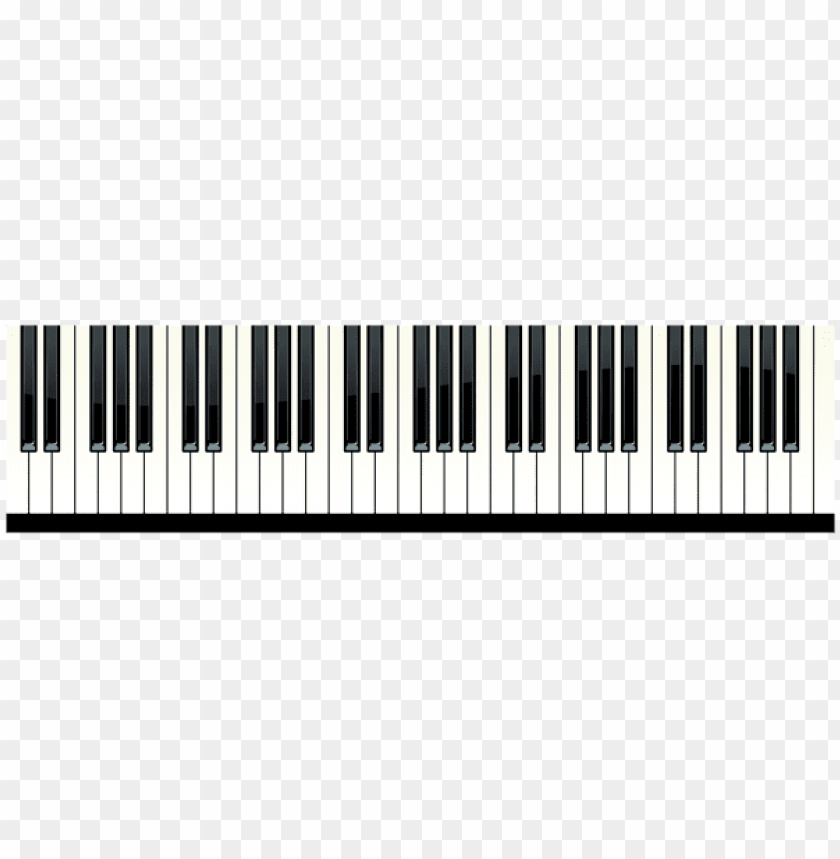 Download Piano Keys Png Images Background Toppng