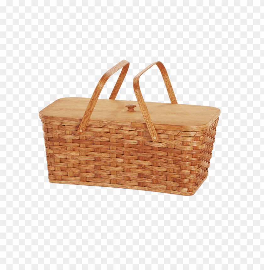 free PNG picnic basket with two handles PNG image with transparent background PNG images transparent