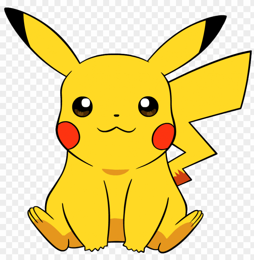 Pikachu Cara 5 Png Image With Transparent Background Toppng