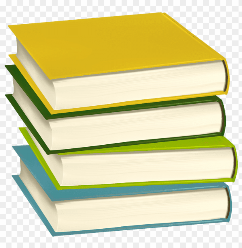 free PNG Download pile of books clipart png photo   PNG images transparent