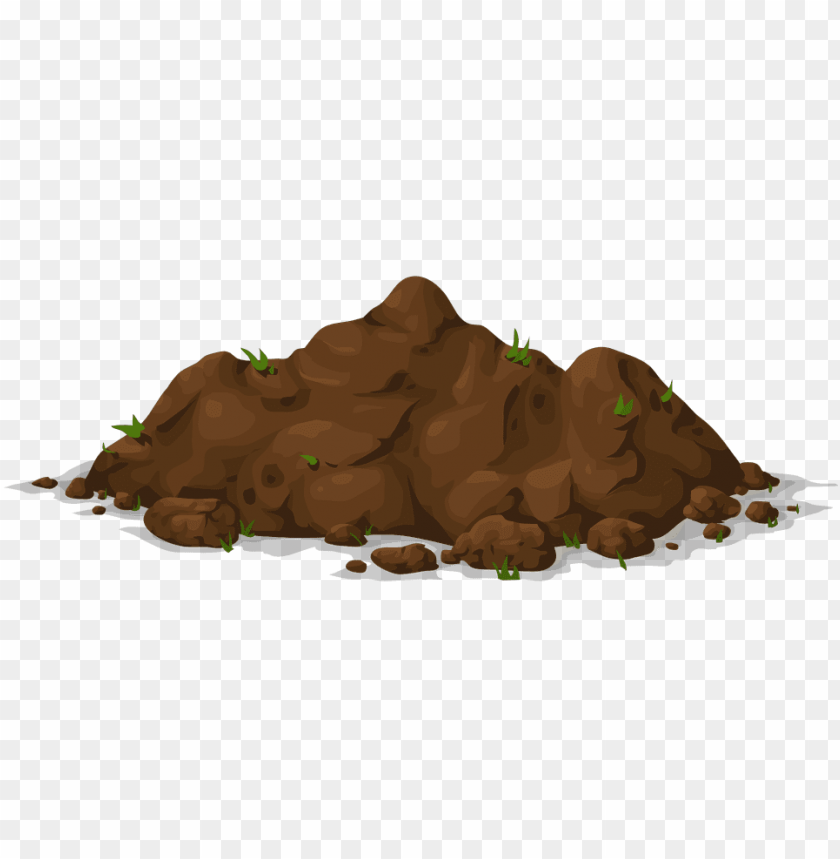 free PNG pile of dirt png PNG image with transparent background PNG images transparent