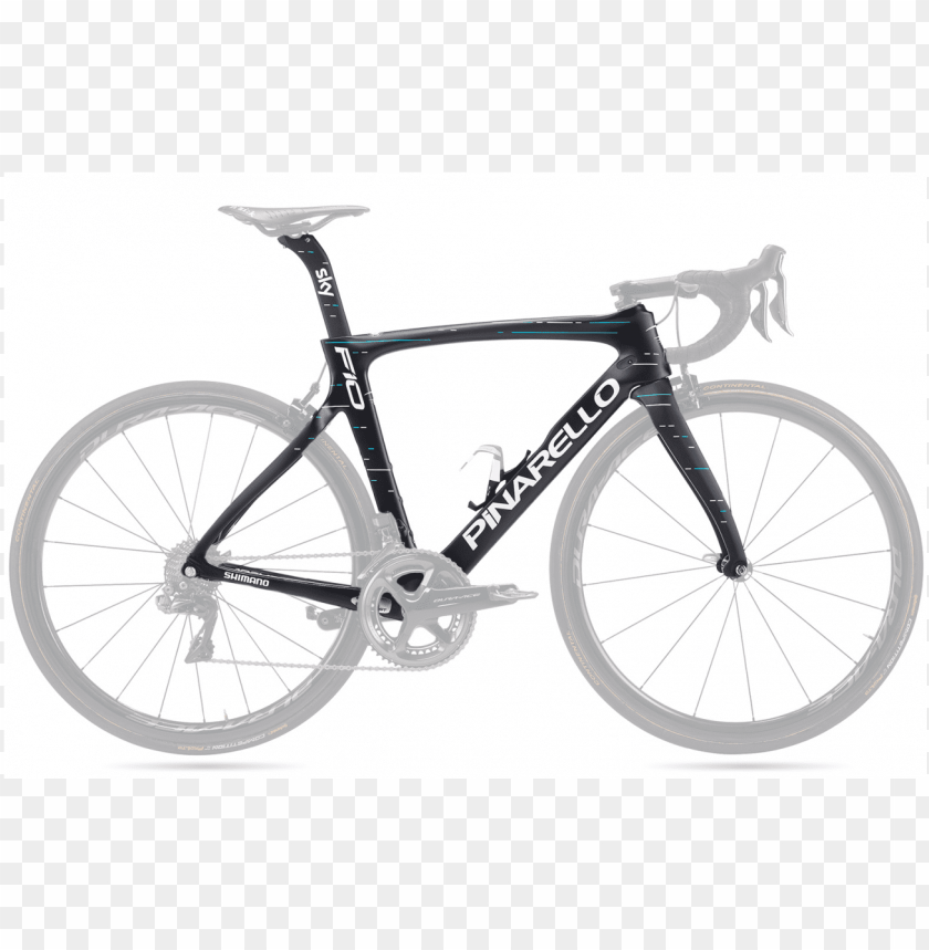 free PNG pinarello f10 disc frameset PNG image with transparent background PNG images transparent