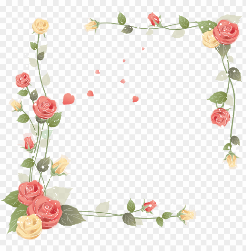 Pink And Fresh Flowers Border Texture Pink Fresh Happy Mothers Day Background Png Image With Transparent Background Toppng