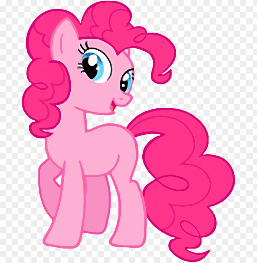 free PNG pinkie pie my little pony PNG image with transparent background PNG images transparent