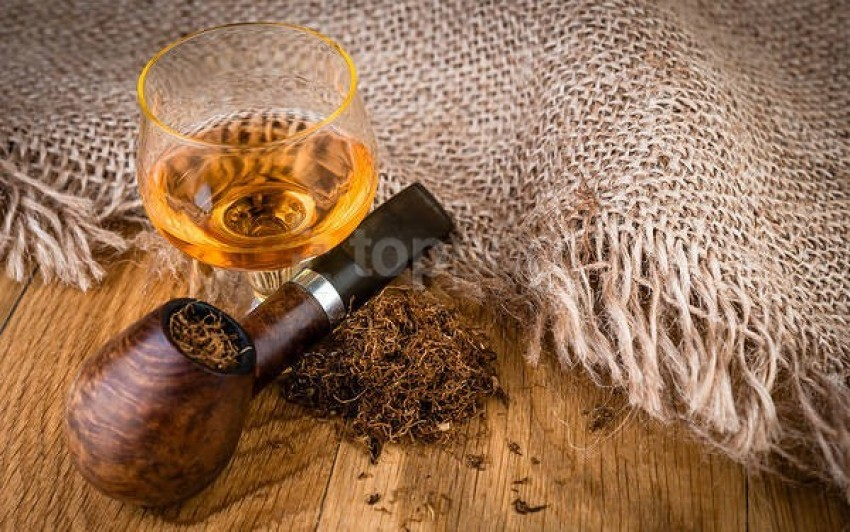 free PNG pipe tobacco and whiskey background best stock photos PNG images transparent
