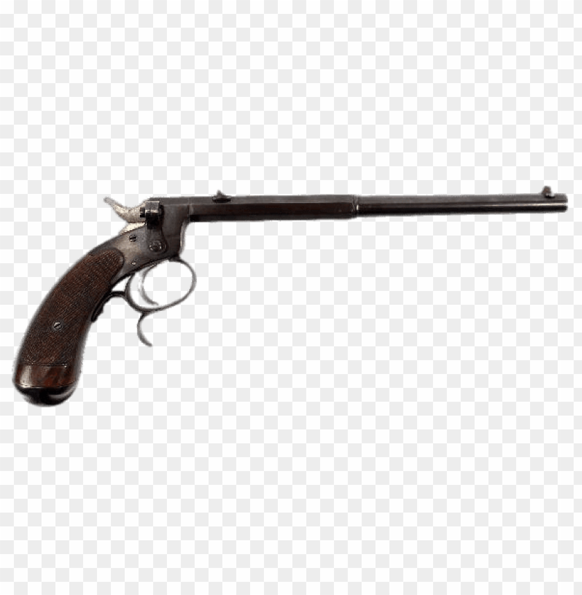 free PNG pistol with long barrel PNG image with transparent background PNG images transparent