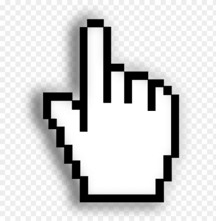 free PNG pixel cursor PNG image with transparent background PNG images transparent