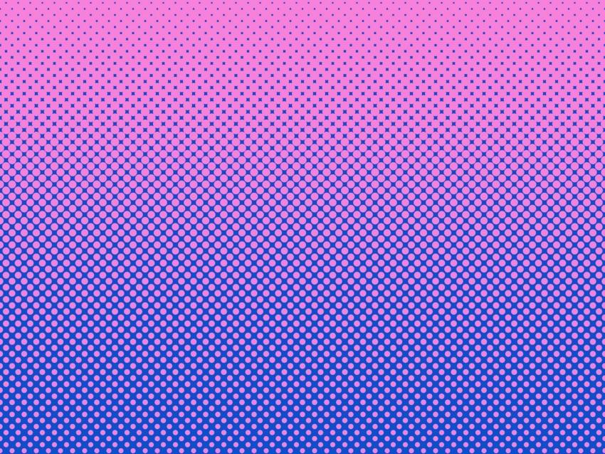 free PNG pixels, circles, gradient, dots, texture, pink background PNG images transparent