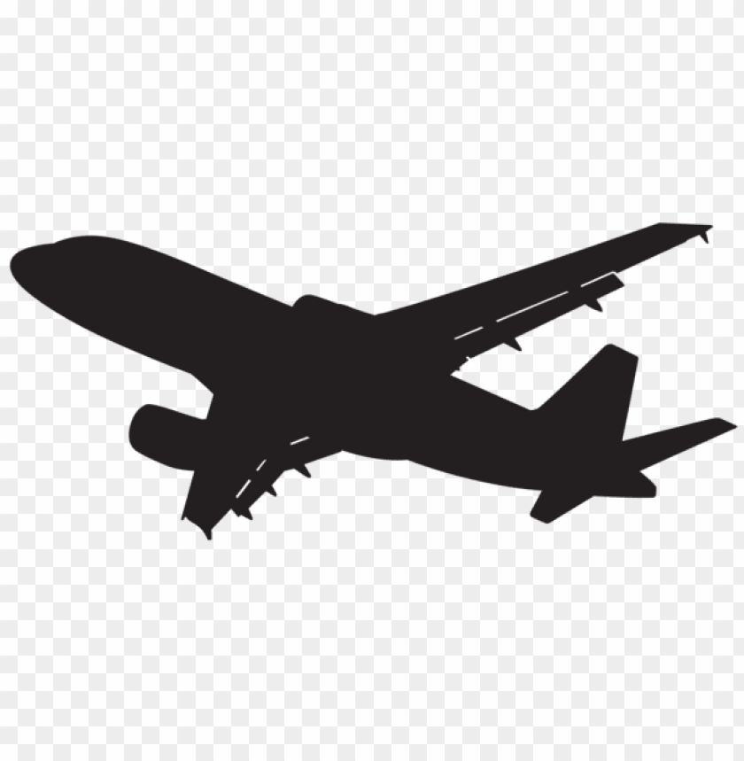 free PNG plane silhouette png png - Free PNG Images PNG images transparent
