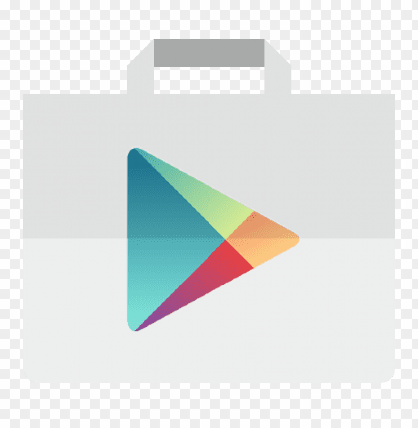 free PNG play store icon android kitkat png - Free PNG Images PNG images transparent