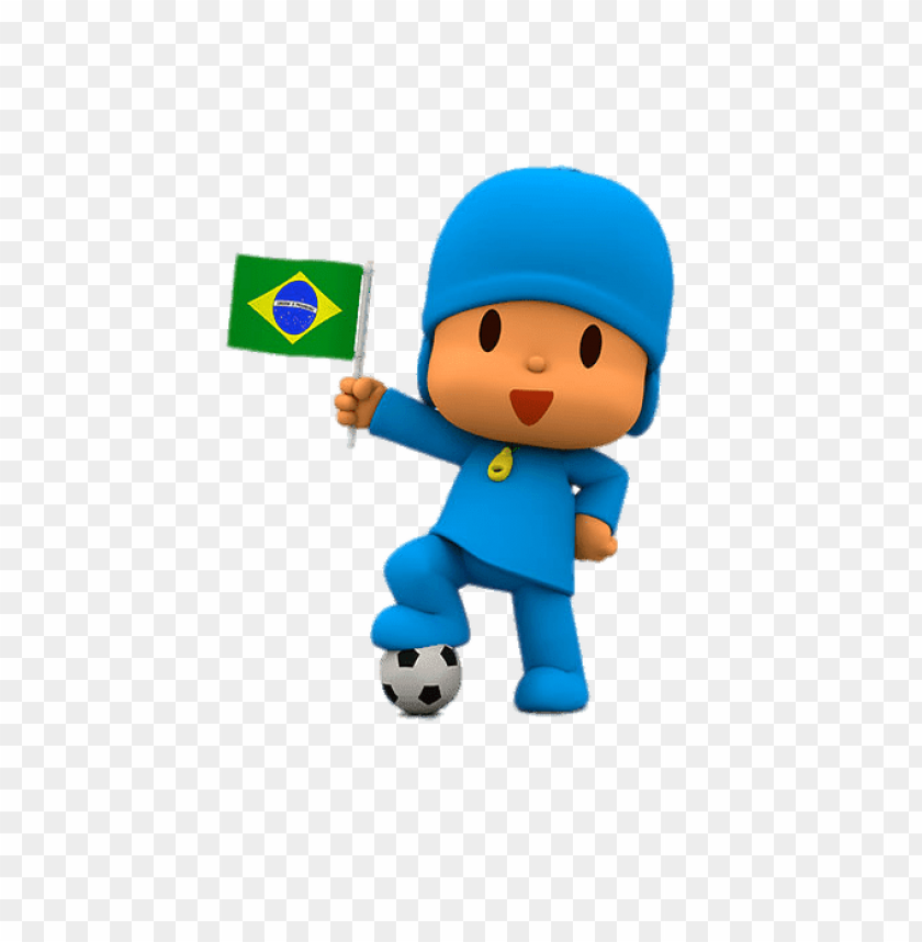 free PNG Download pocoyo brazilian flag clipart png photo   PNG images transparent