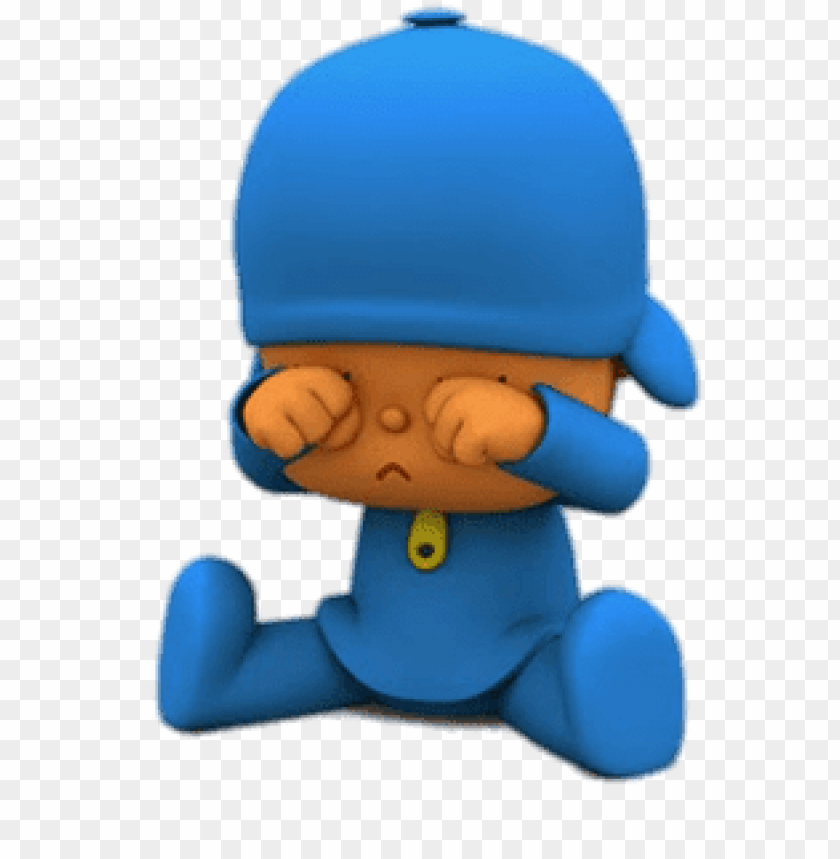 free PNG Download pocoyo crying clipart png photo   PNG images transparent