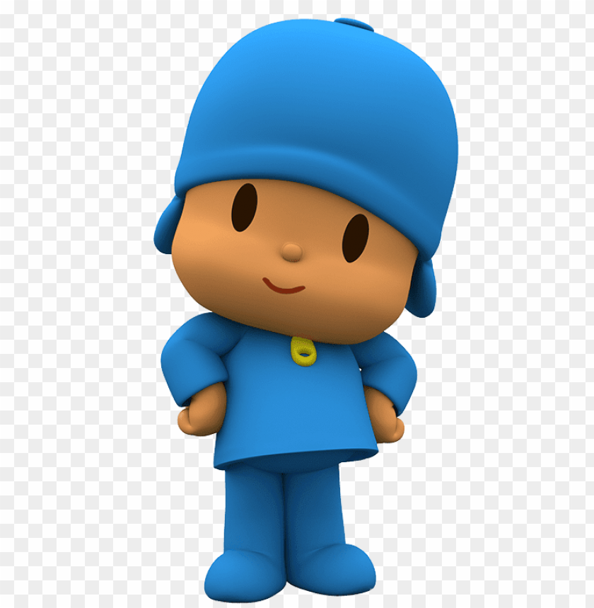 free PNG Download pocoyo posing clipart png photo   PNG images transparent