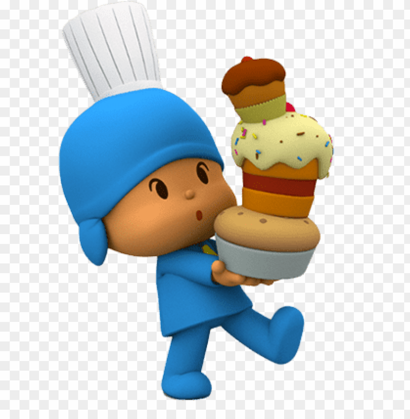 free PNG Download pocoyo the cook clipart png photo   PNG images transparent