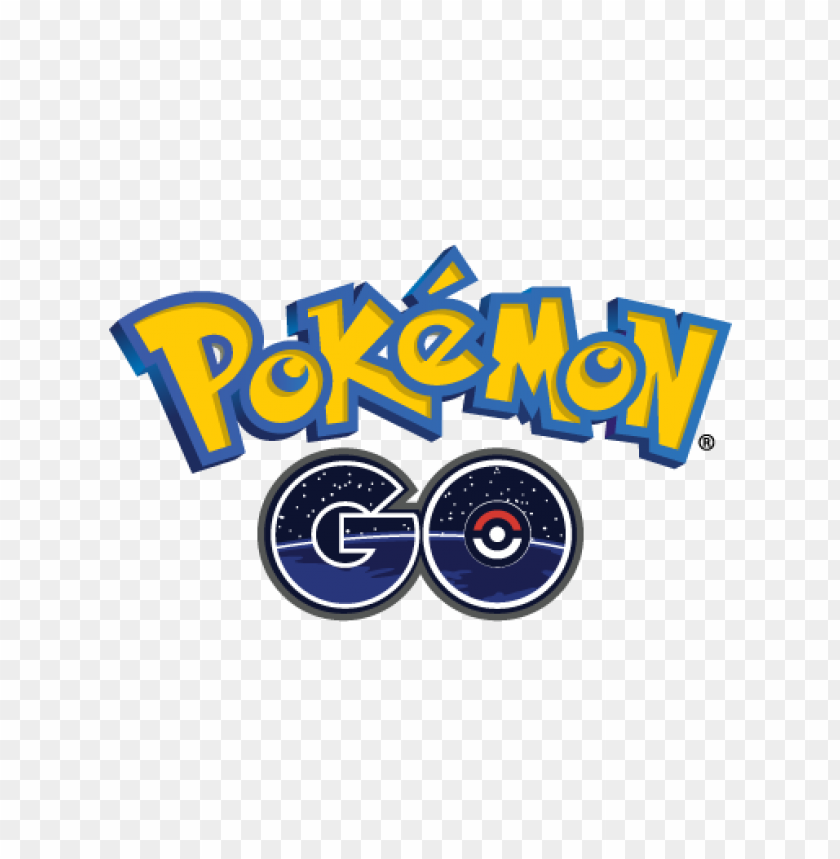 free PNG pokémon go logo vector PNG images transparent