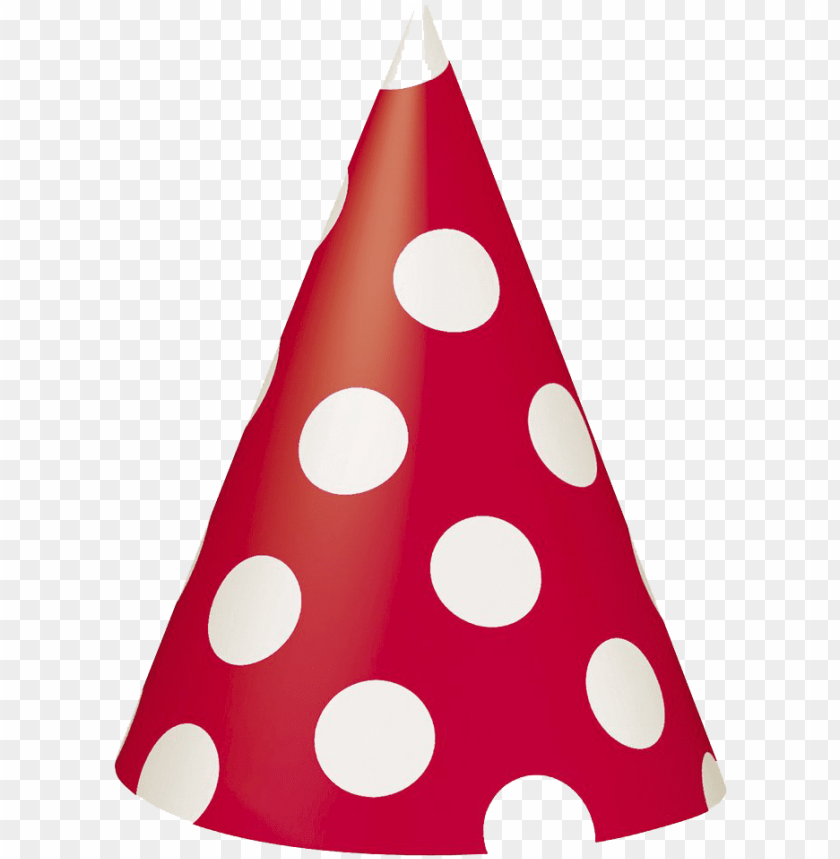 free PNG polka dot birthday hat PNG image with transparent background PNG images transparent