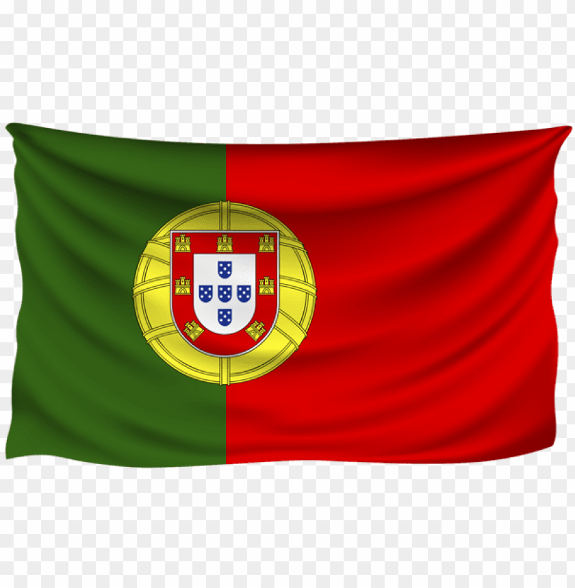 free PNG Download portugal wrinkled flag clipart png photo   PNG images transparent