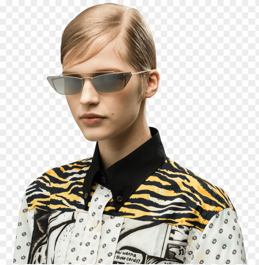 free PNG prada ultravox cat eye sunglasses PNG image with transparent background PNG images transparent