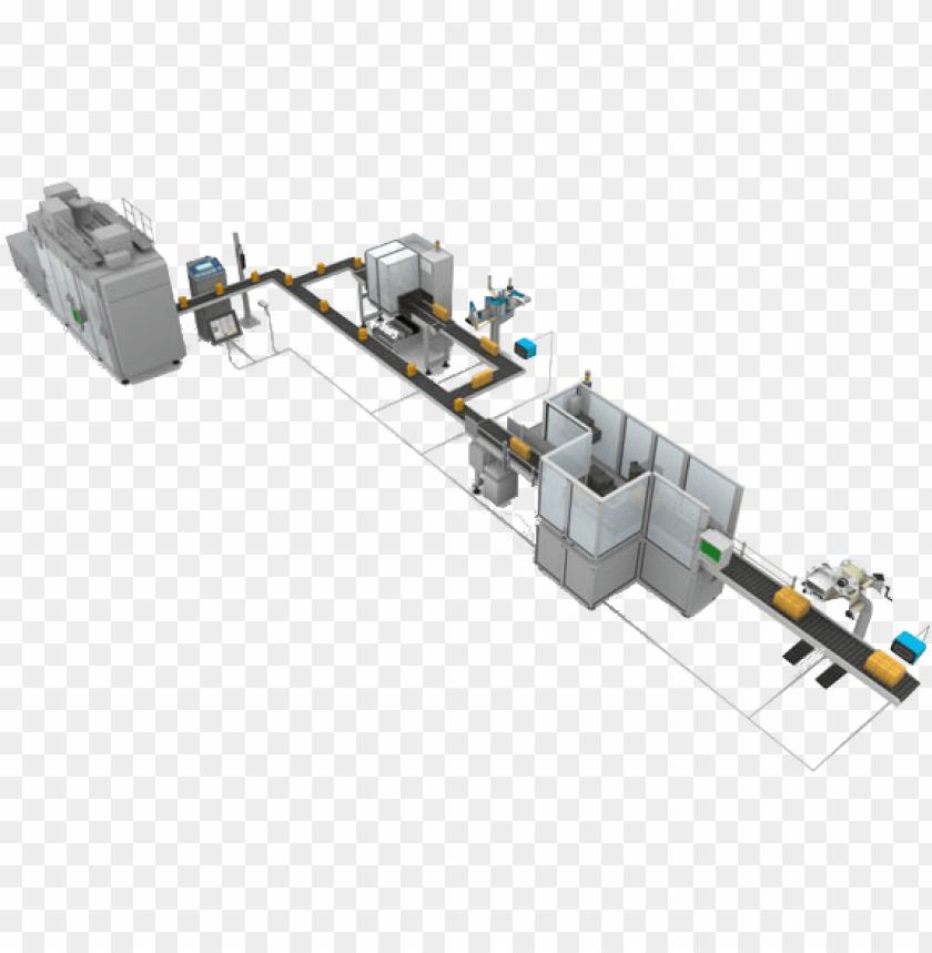 free PNG production line design PNG image with transparent background PNG images transparent