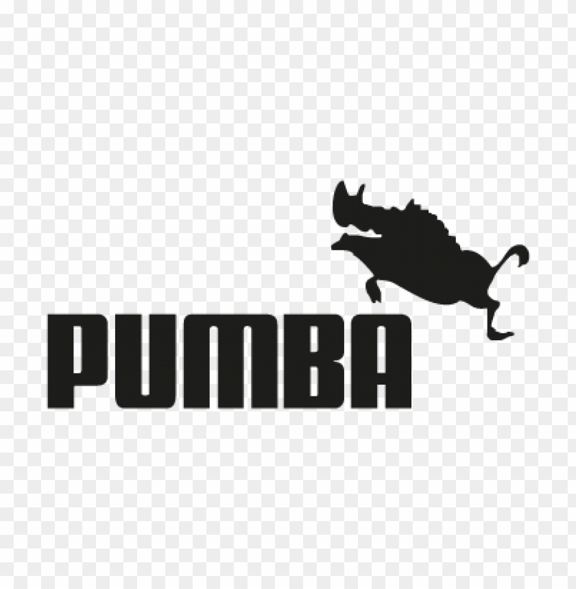 free PNG pumba vector logo free PNG images transparent