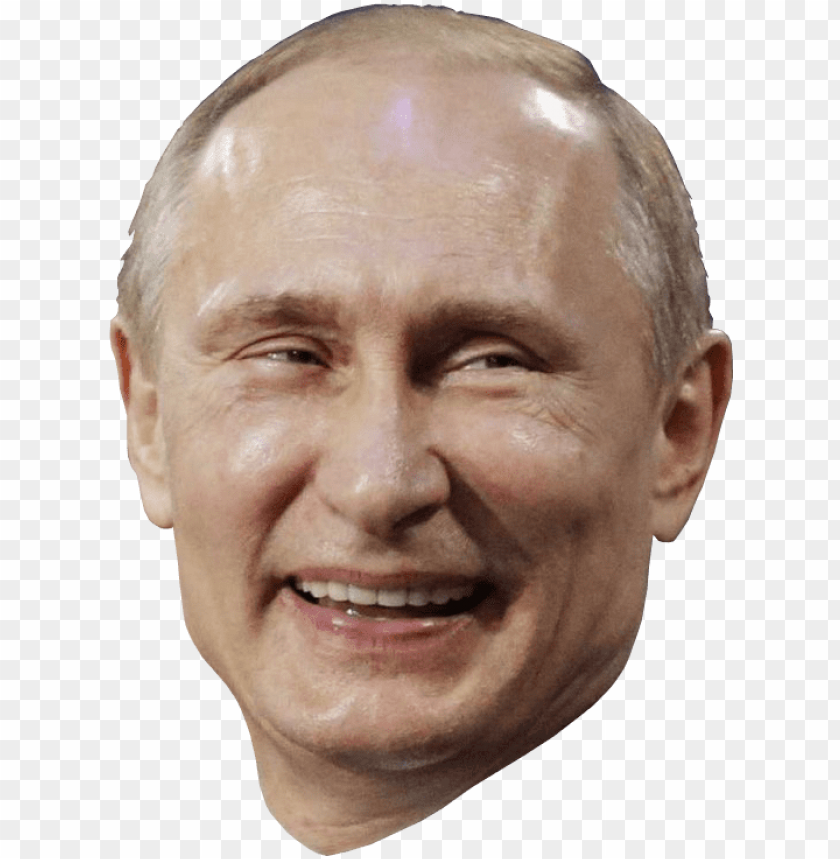 Putin Face Png Image With Transparent Background Toppng