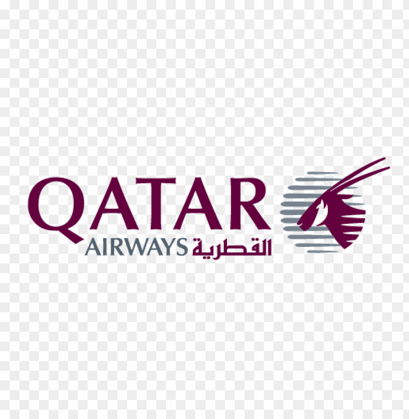 free PNG qatar airways logo vector PNG images transparent