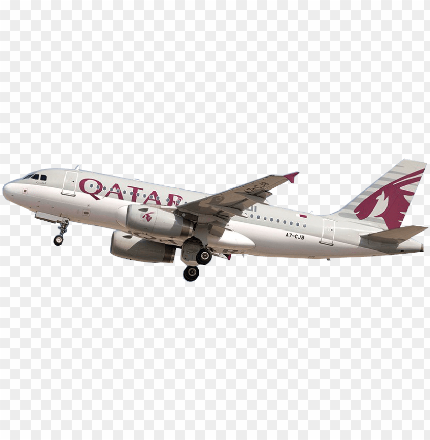 Qatar Airways Png Qatar Airways Aircraft Png Image With Transparent Background Toppng