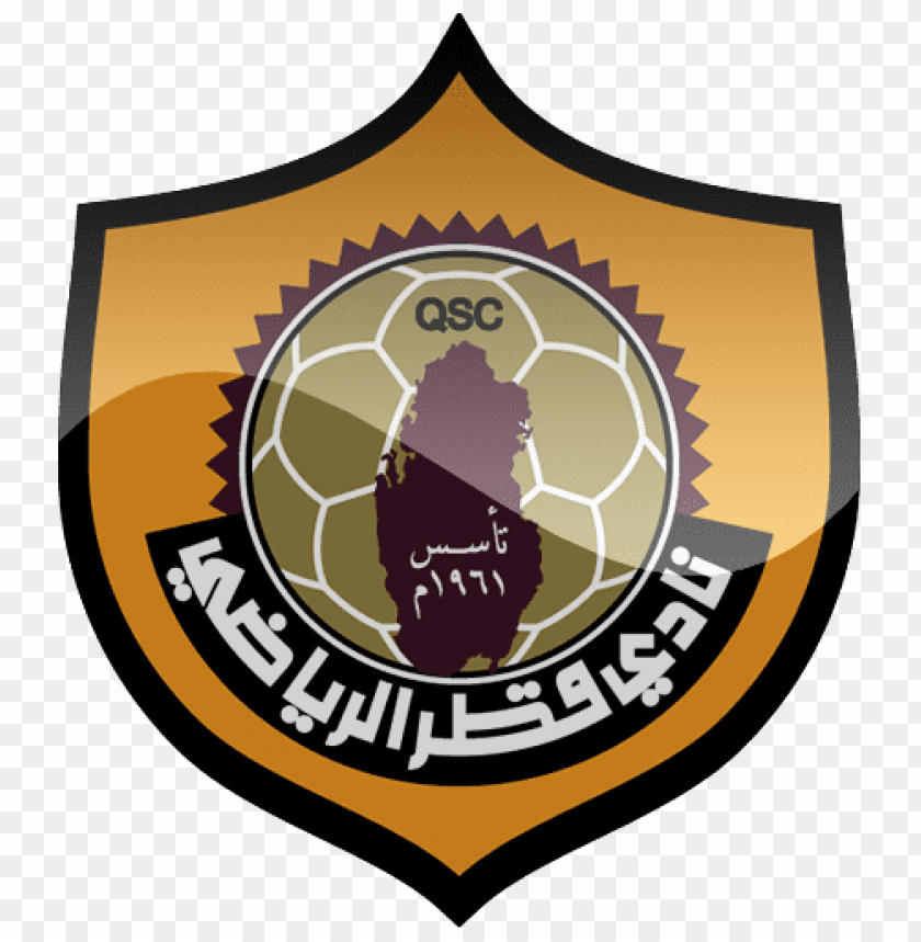 free PNG qatar sc football logo png png - Free PNG Images PNG images transparent