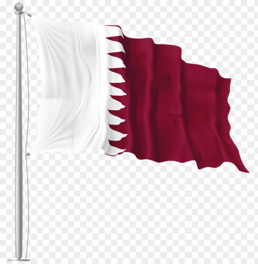 free PNG Download qatar waving flag clipart png photo   PNG images transparent