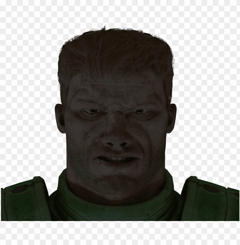 Quake Champions Doom Guy Png Image With Transparent Background