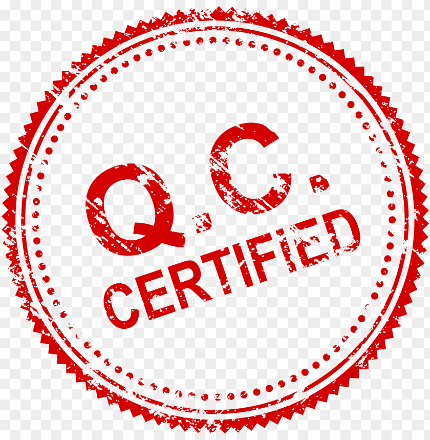 free PNG quality control certified stamp png - Free PNG Images PNG images transparent