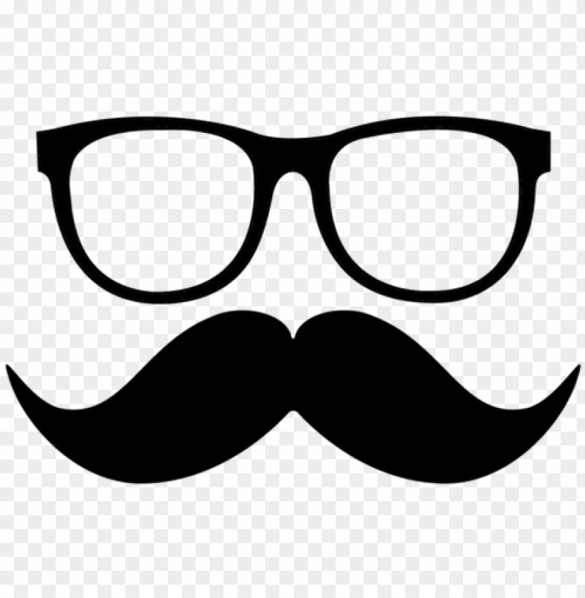 free PNG que bigode maneiro ^~^ - oculos thug life PNG image with transparent background PNG images transparent