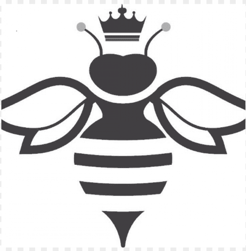 free PNG queen bee clipart black and white PNG image with transparent background PNG images transparent