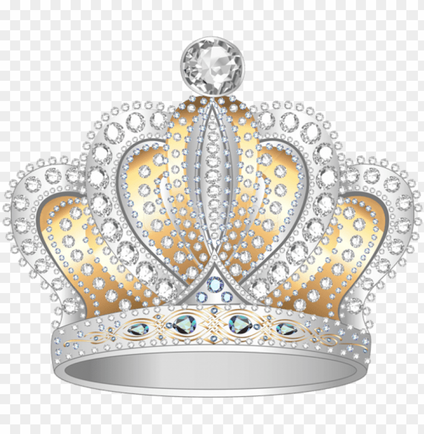 free PNG queen crown png high quality image - silver and gold crow PNG image with transparent background PNG images transparent