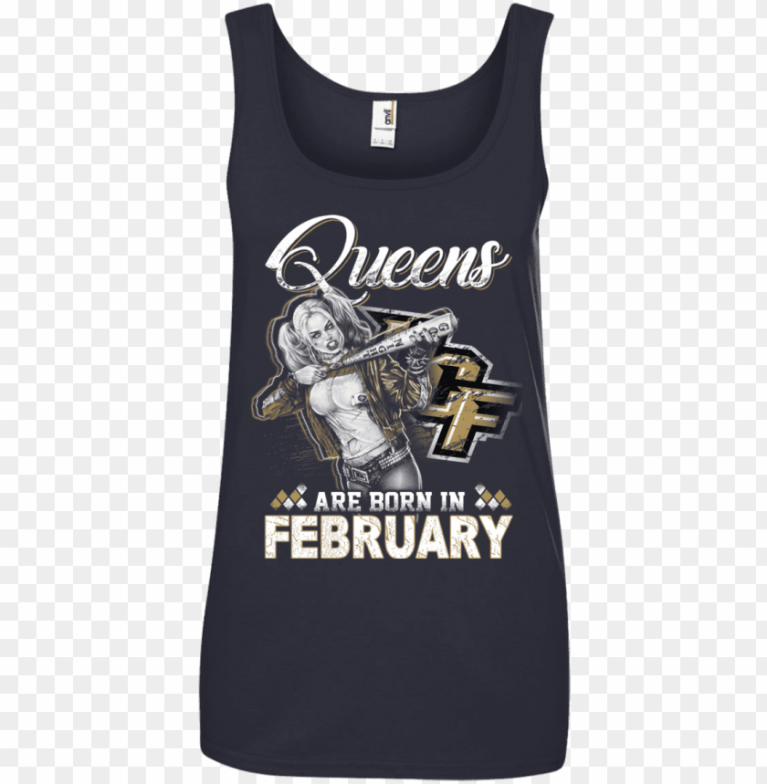 free PNG queens are born in february - never underestimate a woman who watches the walki PNG image with transparent background PNG images transparent