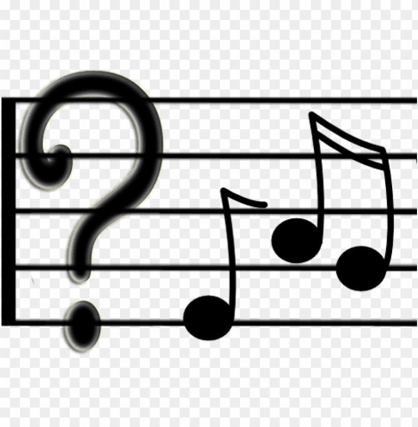 free PNG question mark pic - question mark music symbol PNG image with transparent background PNG images transparent