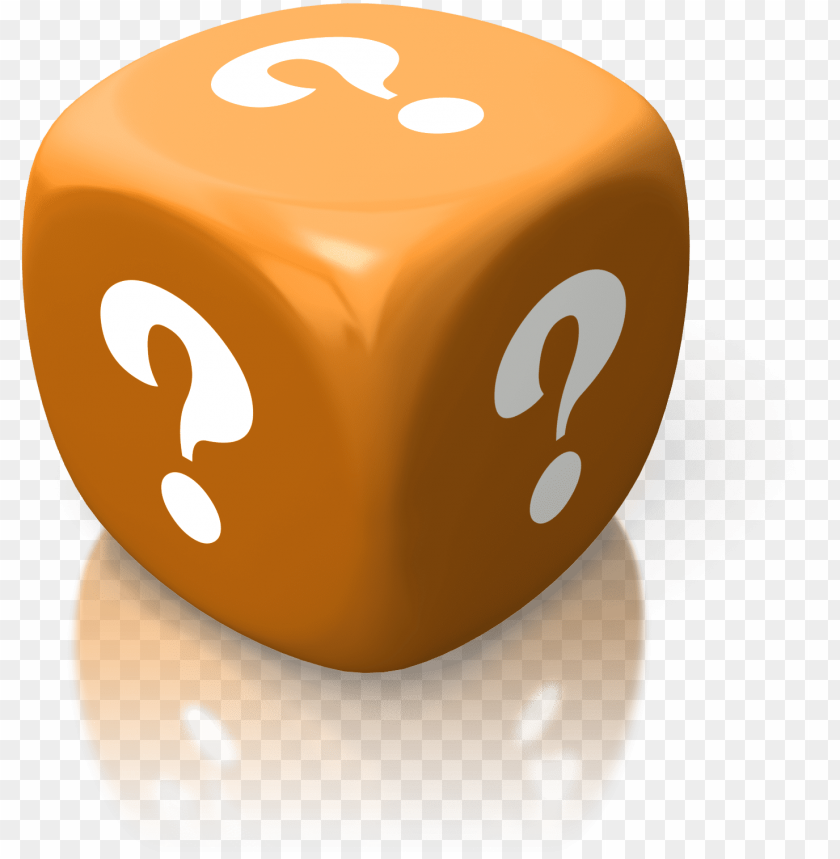 free PNG question marks on a golden die - any questions animated PNG image with transparent background PNG images transparent