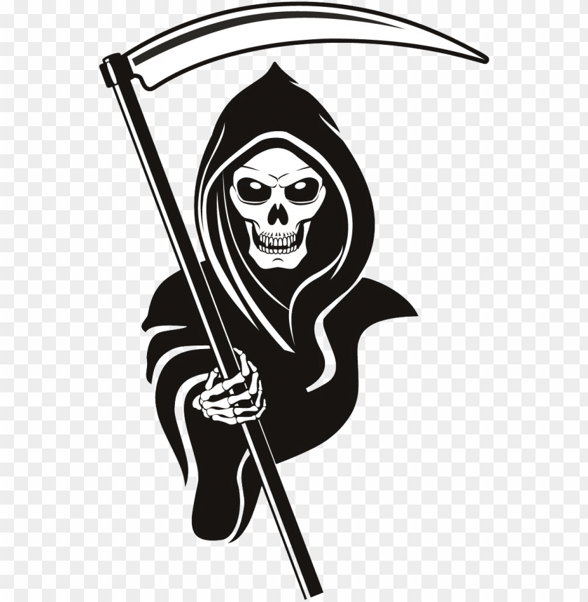 free PNG racing grim reaper skull chequered flags car sticker PNG image with transparent background PNG images transparent
