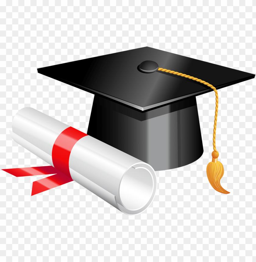 free PNG raduation cap clipart, graduation cap pictures, graduation - graduation cap and diploma PNG image with transparent background PNG images transparent