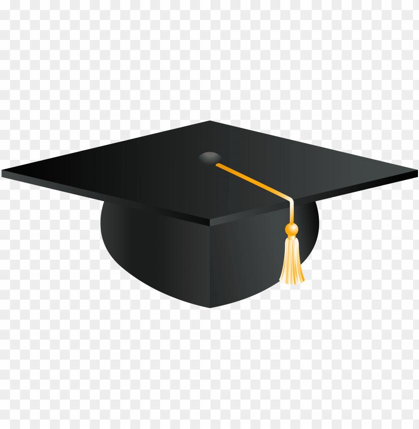 free PNG raduation cap png vector clipart image - graduation cap vector PNG image with transparent background PNG images transparent
