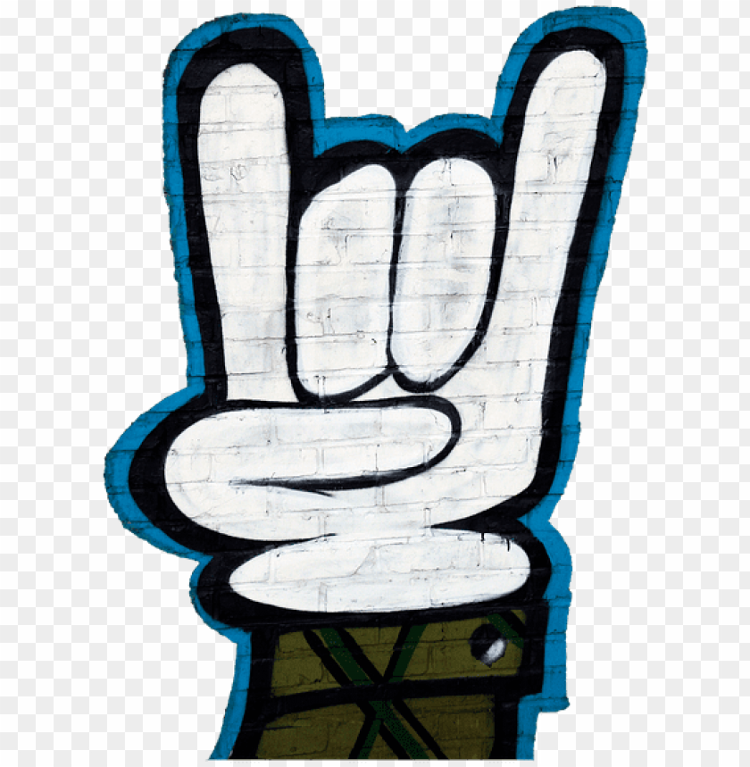 free PNG raffiti, hand signals, png, isolated, corna - graffiti thug life PNG image with transparent background PNG images transparent