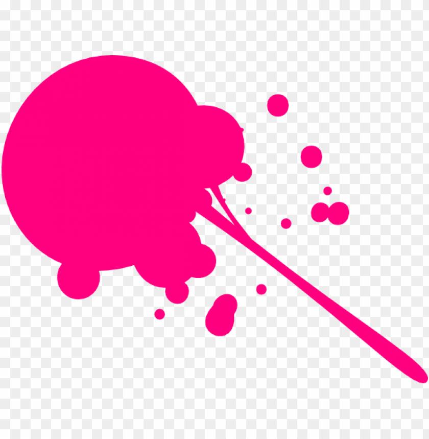 free PNG raffiti paint splatter paint splat - neon pink paint splatter PNG image with transparent background PNG images transparent
