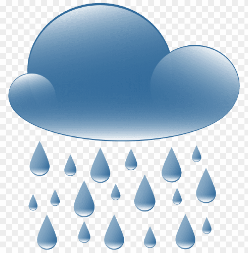 Rain Windy Clipart Rainy Day For Free And Use Images - Rainy Cloud Clipart  Black And White , Free Transparent Clipart - ClipartKey