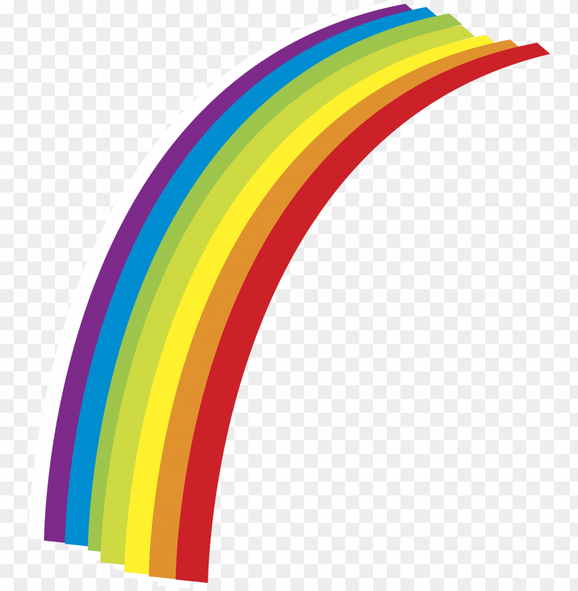 free PNG rainbow waterfall png image royalty free - rainbow clip art PNG image with transparent background PNG images transparent
