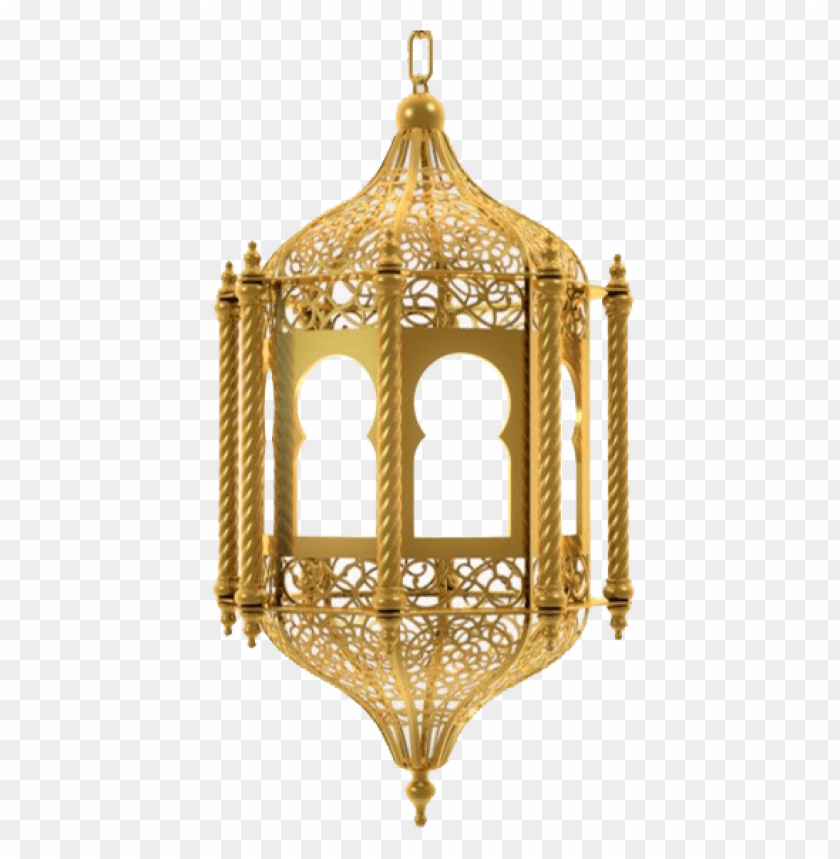 free PNG Download Ramadan Lamp Gold png images background PNG images transparent