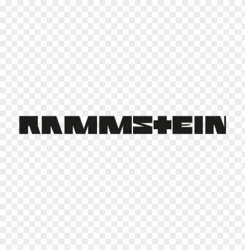 Rammstein Band Vector Logo Free Toppng