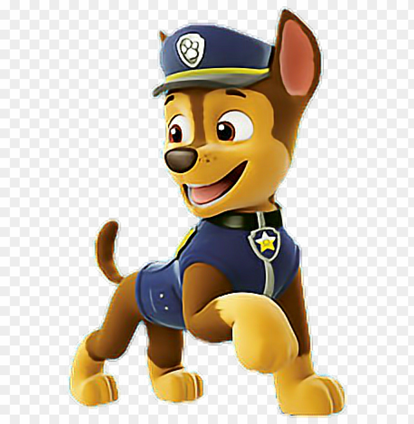 free PNG raphic black and white stock paw patrol chase clipart - chase paw patrol PNG image with transparent background PNG images transparent