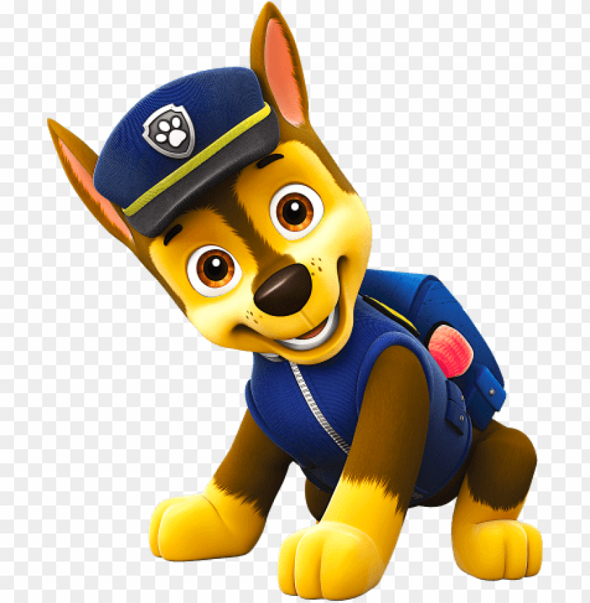 free PNG raphic download download paw patrol png image and - paw patrol chase PNG image with transparent background PNG images transparent